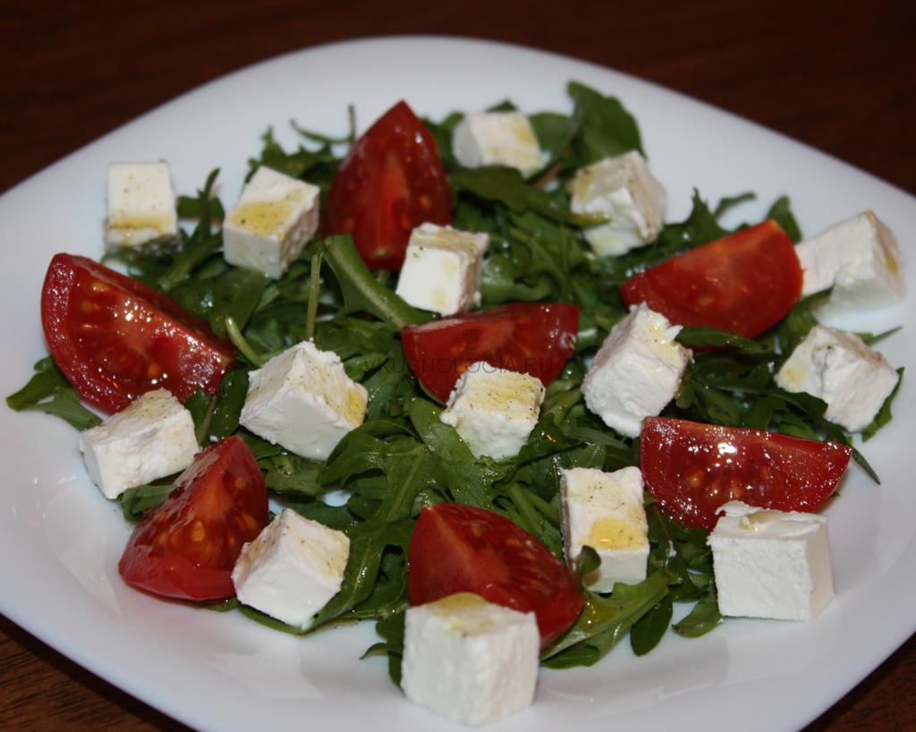 Салат с тунцом и креветками рецепты 51