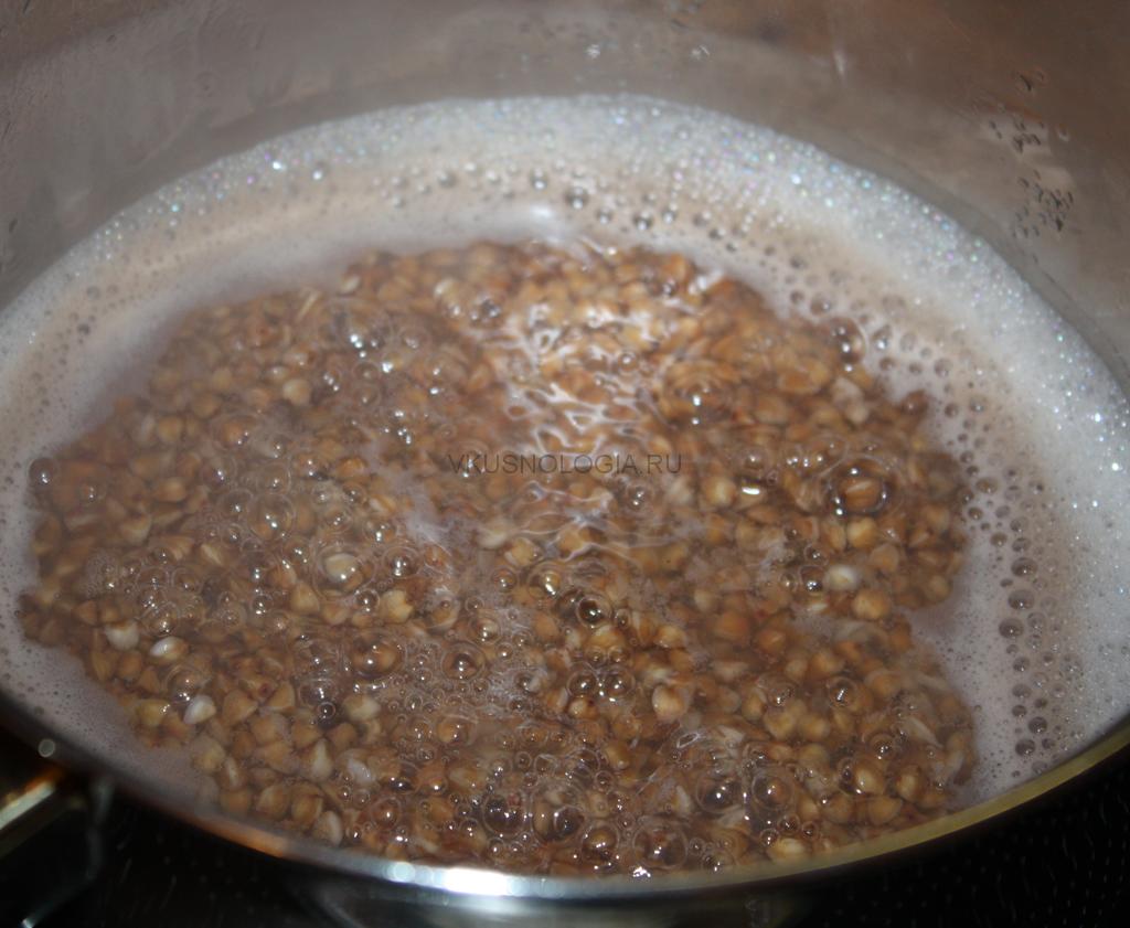 Гречка с индейкой рецепт с пошагово в