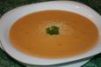 Суп-пюре из овощей с Пармезаном